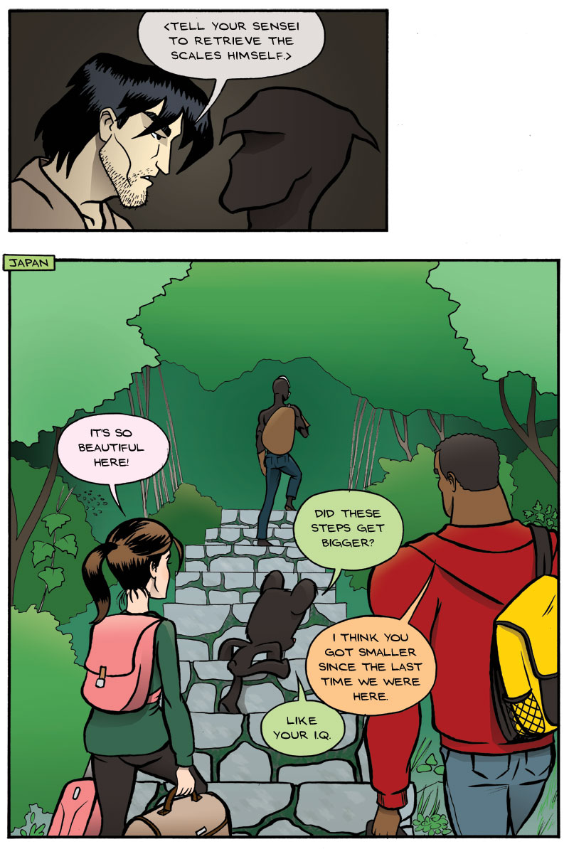 Ninja – page 6