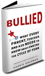 Bullied - a book on bullying