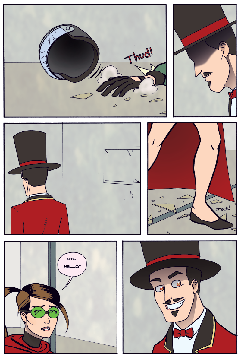 Circus – page 16