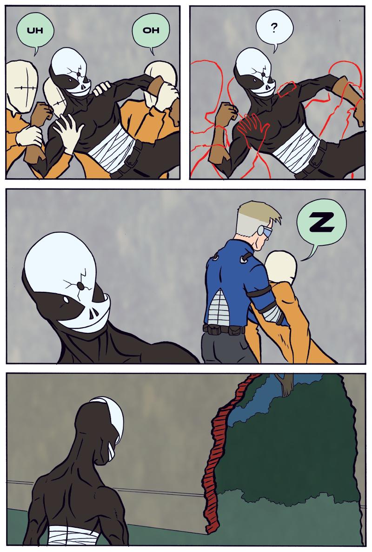Brawl – page 3