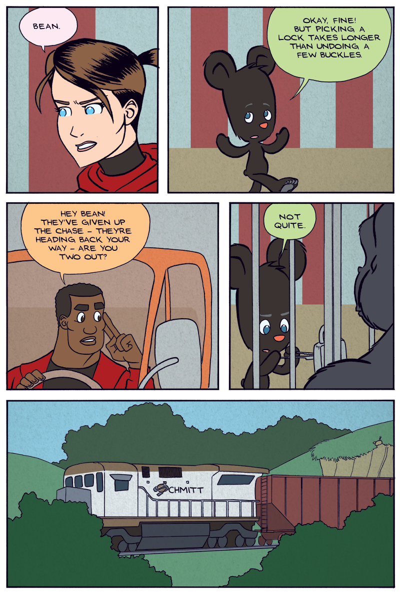 Big Top – page 21