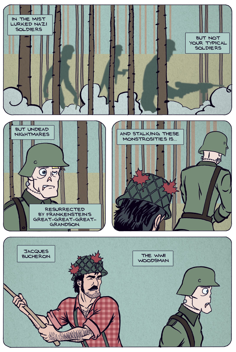 War Stories – page 4