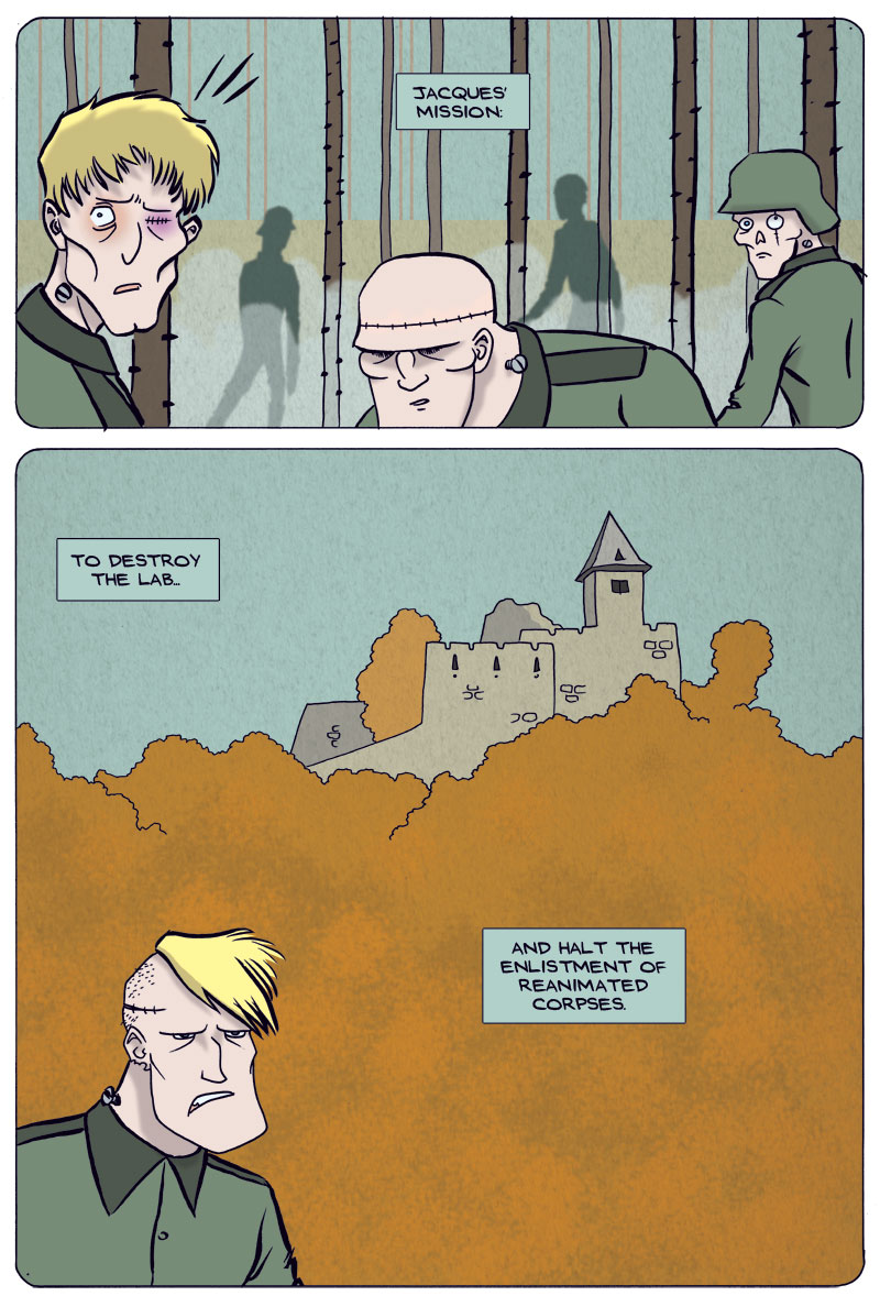 War Stories – page 6
