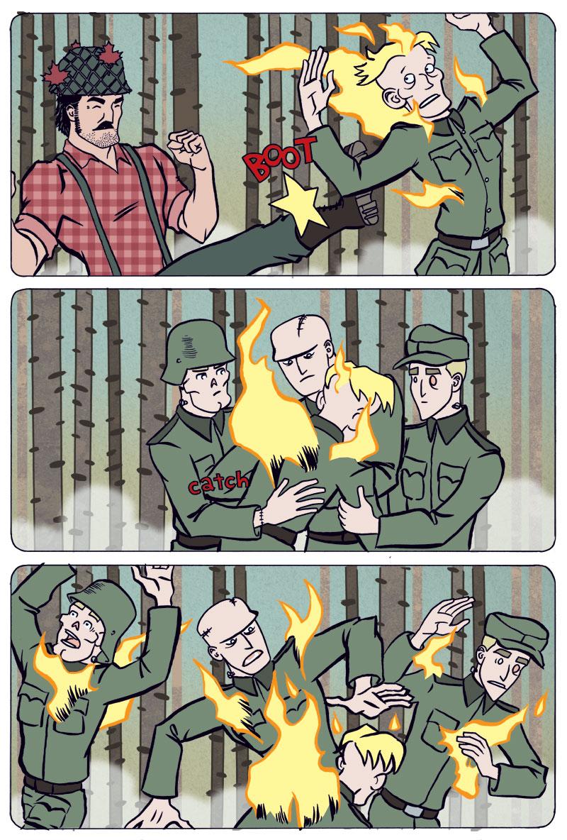 War Stories – page 9